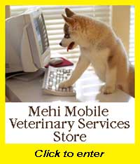 Click: Mehi Mobile Veterinary Services online store